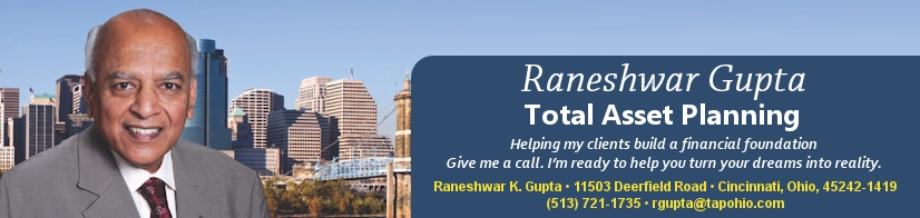 Raneshwar Gupta – Total Asset Planning