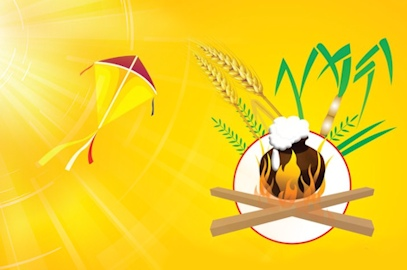 MAKAR SANKRANTI / PONGAL CELEBRATION