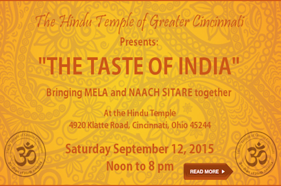 The Taste of India – MELA and NAACHE SITARE 2015