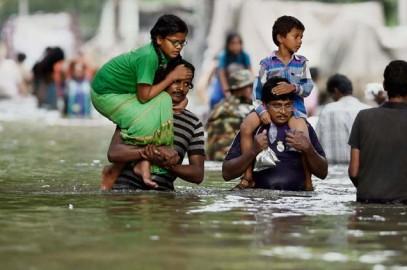GCTS Chennai Flood Relief