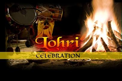 Lohri Celebration With Bonfire – Jan 13, 2016