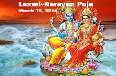 Laxmi-Narayan Puja – March 13, 2016