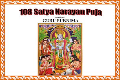 108 Satya Narayan Puja – July 23, 2016
