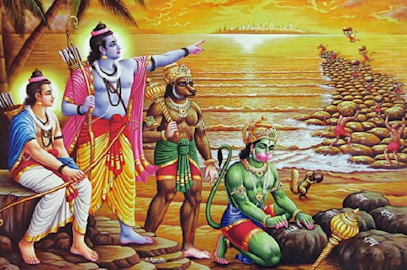 Akhand Ramayan Path: April 1st-April 2nd