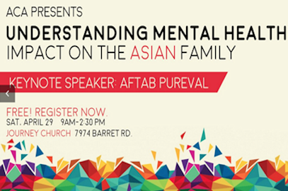 ASIAN COMMUNITY ALLIANCE PRESENTS FREE SYMPOSIUM ON MENTAL HEALTH