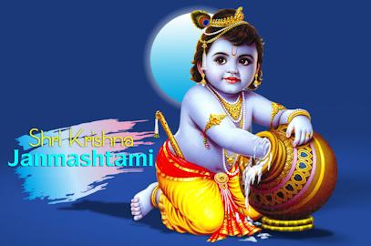 Shri Krishna Janmashtami – Aug 15, 2017