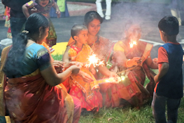 Diwali Celebration 2017