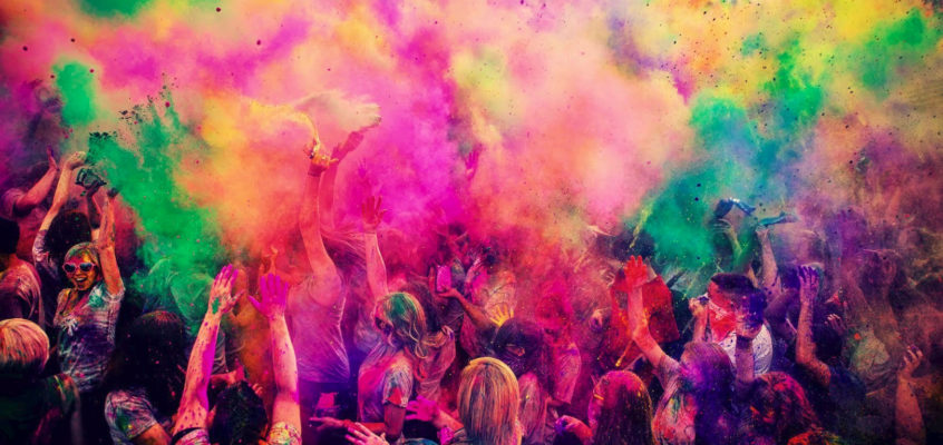 Holi 2018 With Colors – Saturday, March 3rd