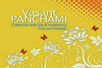 Vasant Panchmi Celebration – Jan 21, 2018
