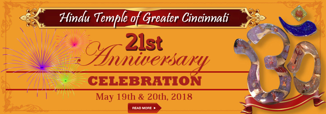 21st Anniversary Celebration