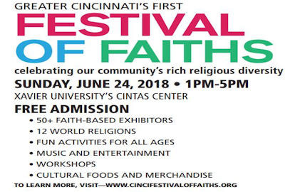 Festival of Faiths – June 24, 2018